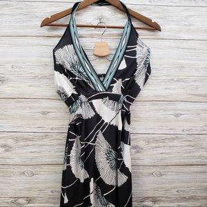 BCBGMaxazria Halter Dress